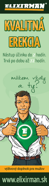 reklama elixirman.sk